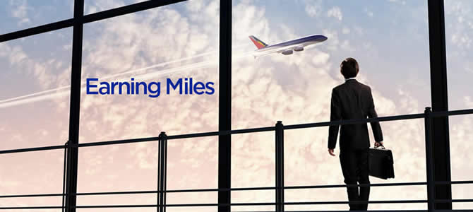 Tips to Earn Miles