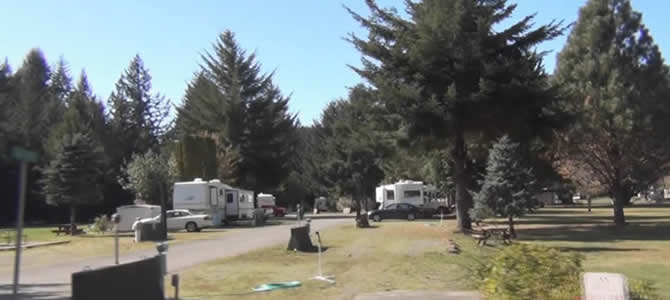Hiouchi Hamlet Rv Resort Crescent City